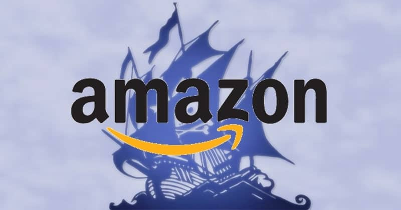 Amazon Joins 1337x, FMovies, RARGB and The Pirate Bay, as Most Notorious Sites