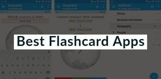 Best Flashcard Apps For Android & iPhone