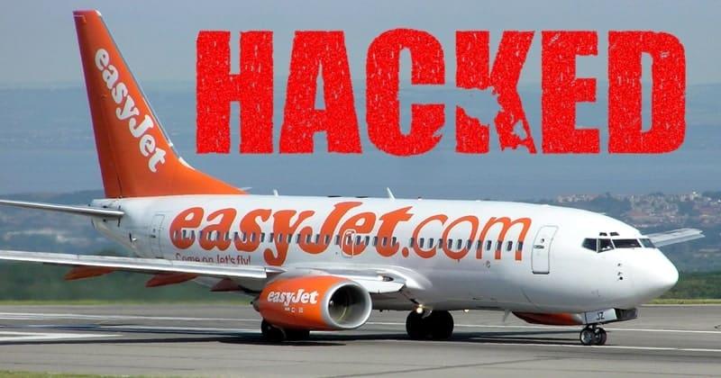 Easyjet Hacked