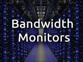 Bandwidth Monitoring Tools For Windows