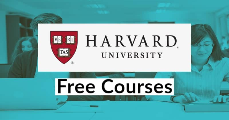 Harvard University Offers Free Online Courses To Learn During Lockdown