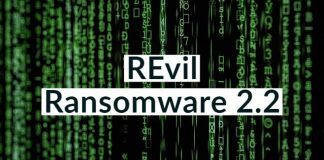 REvil Ransomware 2.2