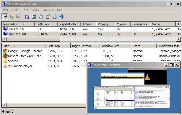 Multi-Monitor Tool