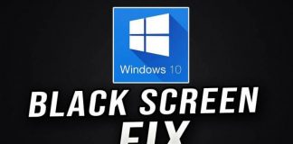 Fix Black Desktop Screen On Windows 10