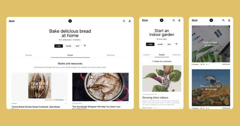 Google Keen: A Pinterest-like App Launched by Google