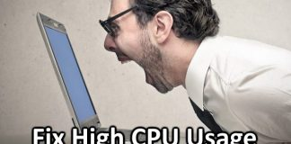 How To Fix High CPU Usage and RAM Leakage in Windows 10 PC