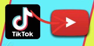 YouTube Copies TikTok's Short-Video Recording Feature