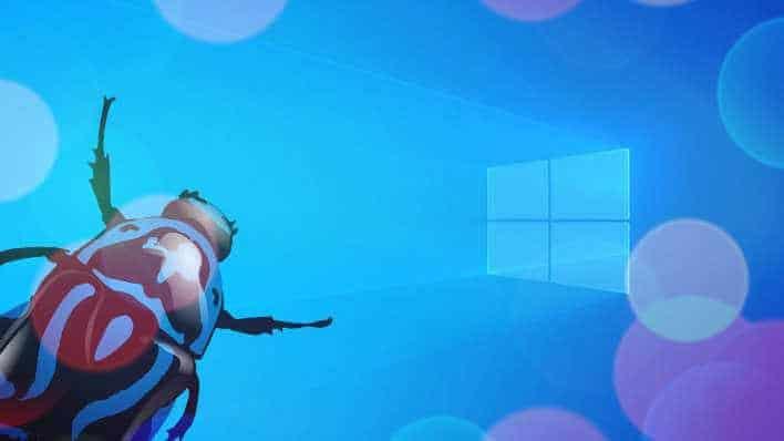 Microsoft Admits a Critical Bug Sent in June's Windows 10 Update