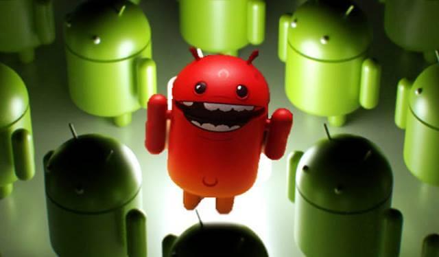 BlackRock Android Malware