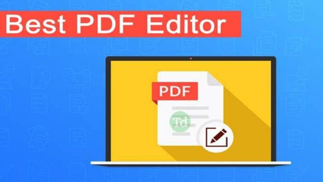 12 Best Free Open Source Pdf Editors For Windows Mac