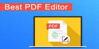 Free Open Source PDF Editors for Windows