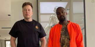 Kanye West Gets Elon Musk Support to Run For US Presidential Election 2020