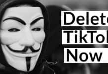 Anonymous Hackers Target TikTok