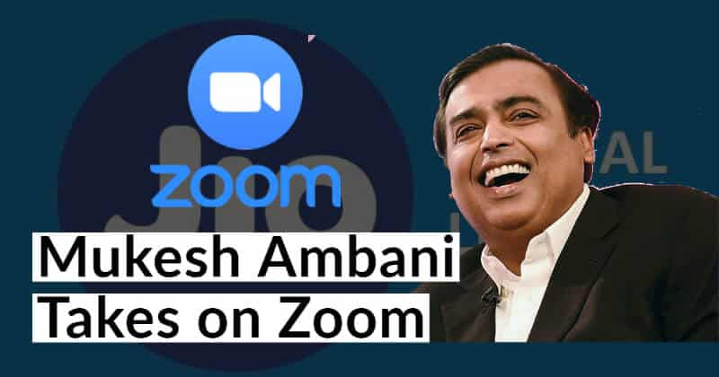 Reliance launches conferencing app JioMeet in competition to Zoom