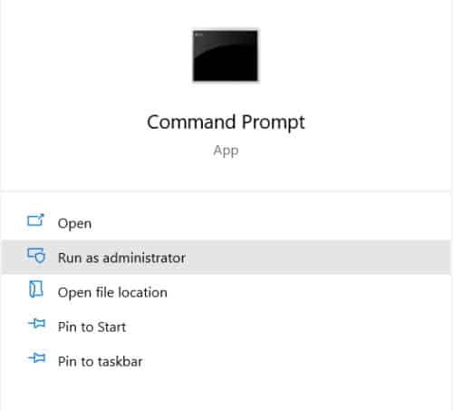 format SD card using windows CMD