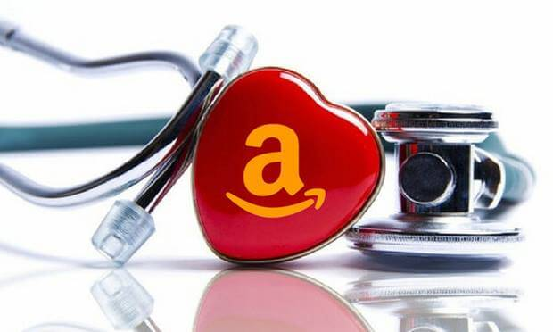 Amazon Starts Online Pharmacy Service in India