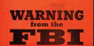 FBI Warning about Windows 7