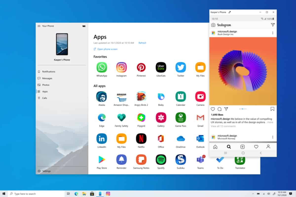 Windows 10 PCs will be able to launch Android apps
