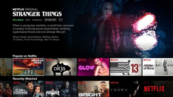 Stranger Things available for free on Netflix