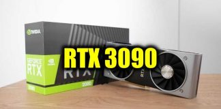 NVIDIA Next Generation Graphics Card RTX 3000 GPUs Details