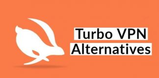 Turbo VPN Alternatives