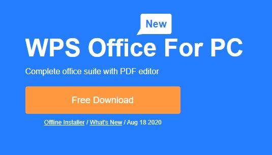 WPS Office Suite