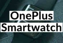 OnePlus Smartwatch Coming Soon