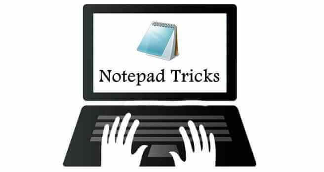 10 Best Notepad Tricks Hacks You Should Know Techdator