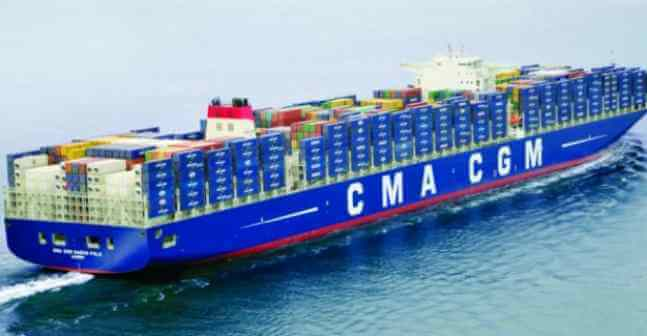 CMA CGM and Subsidiary Websites Went Down, Hit by a Cyberattack