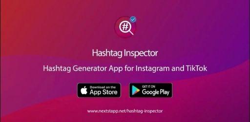 Inspector de hashtags