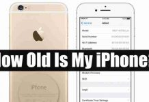 Find out how old is iPhone