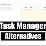Task Manager Alternatives