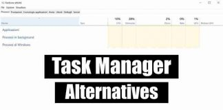 Task Manager Alternatives