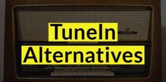 TuneIn Alternatives