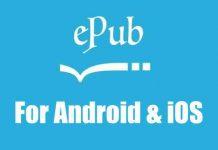 ePub Readers for smartphones