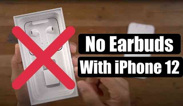 iOS 14.2 Beta Reveals iPhone 12 Devices Will Not Include 'Earbuds' in The Box