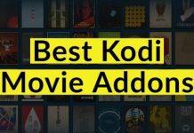 Best Kodi Movie Addons