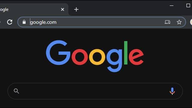 Chrome OS Dark Mode