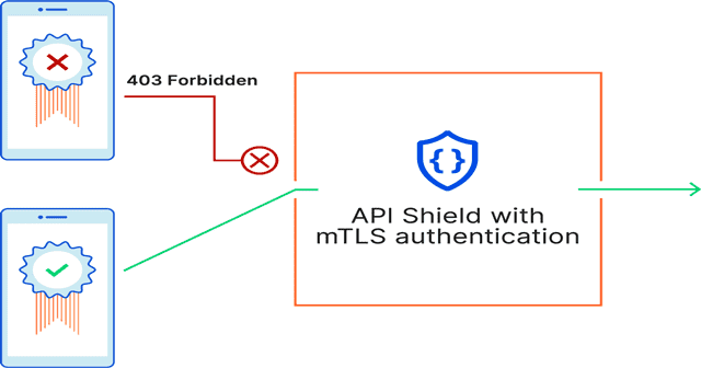 Escudo de API de Cloudflare