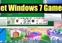 Download Windows 7 Games For Windows 10