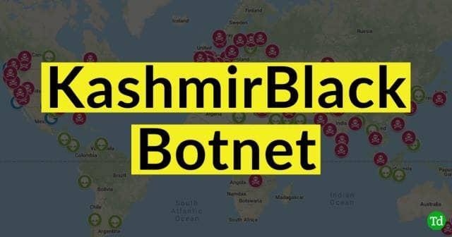 KashmirBlack Botnet
