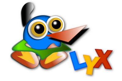 LyX Editor