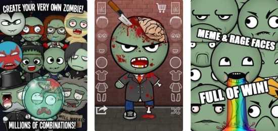 Hacer un zombi