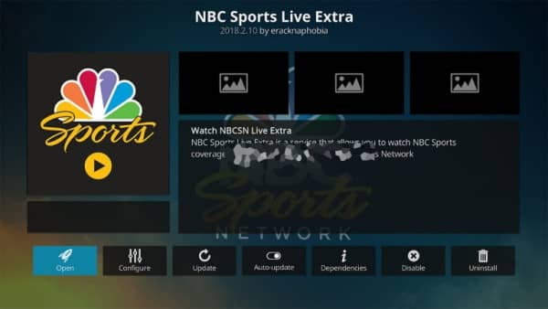 NBC Live Sports Extra