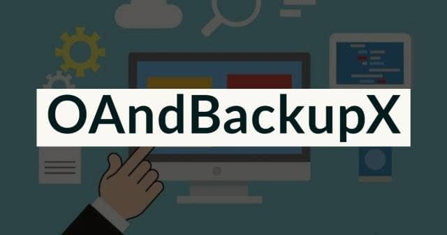 OAndBackupX: una nueva herramienta de Android de código abierto para la copia de seguridad de datos