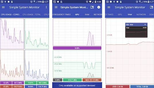 Simple System Monitor