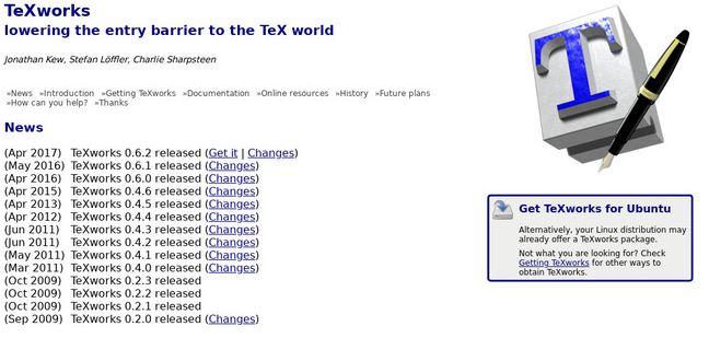 TeXWorks