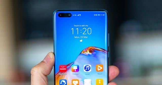 Huawei P40 Pro Has Better Display Than iPhone 11 Pro Max