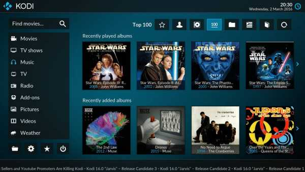 Kodi IPTV Player