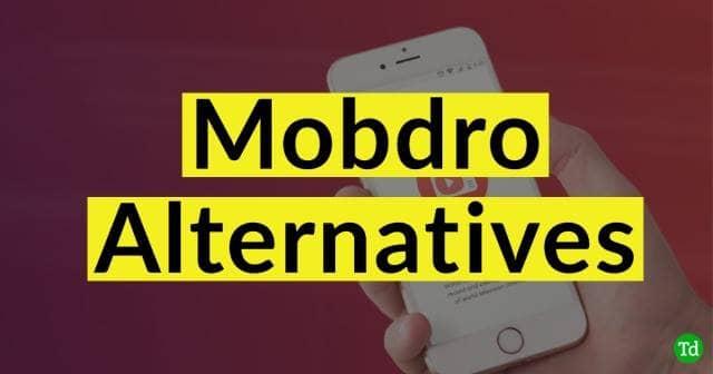 Mobdro Alternatives (2021) - 9+ Best Live TV Apps Like Mobdro